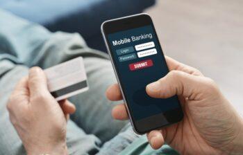 Blokada części kart płatniczych