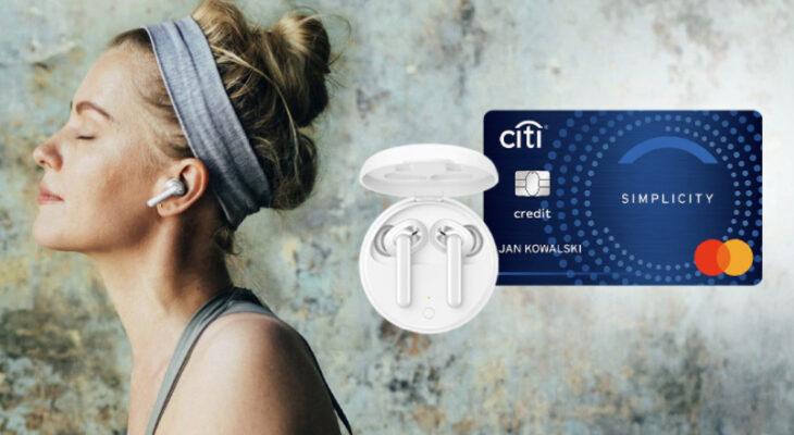 Słuchawki OPPO z Kartą Kredytową Citibank