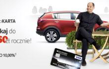Santander Consumer Bank - TurboKARTA - karta z korzyściami!